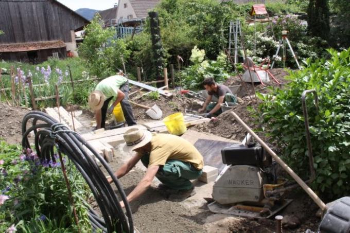 Landschaftsgärtner  Ausbildung Landschaftsgärtner - was ist das für ein Beruf? Pläne ...